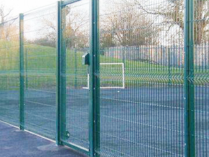 Hot Dipped Galvanized Fence Netting Electric Galvanized