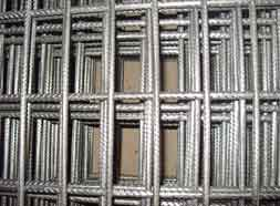 Welded wire mesh panel /Ribbed mesh /Reinforcing mesh